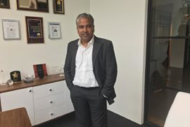 Srinivasan, Director of concertcare