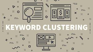 keyword cluster planning