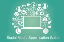 Social media image specifications